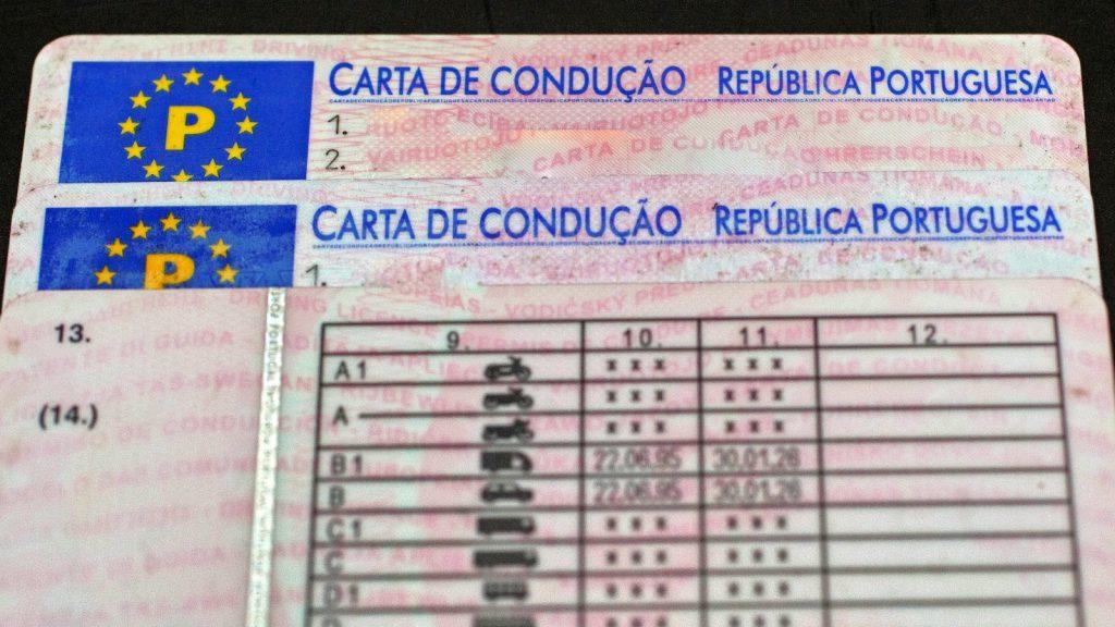 O que precisa para renovar a sua carta de condução?