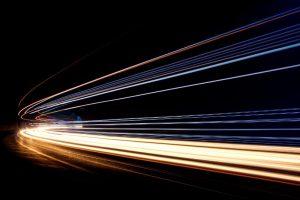aceleração