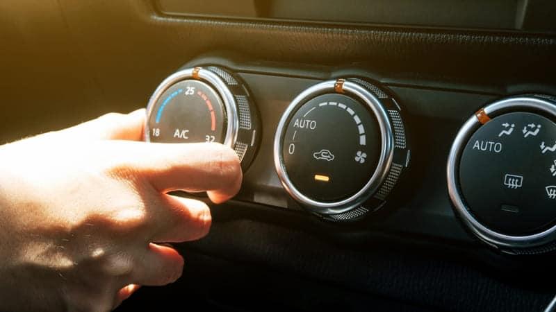 calefacción coche
