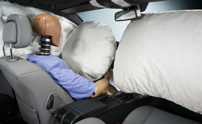 Airbag em segunda-mão: um problema crescente