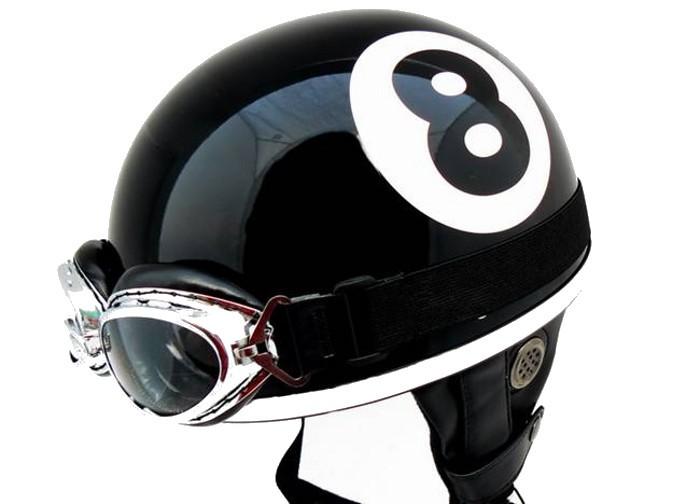 Escolha bem o seu capacete
