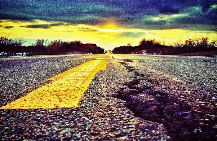 As estrada em mau estado, o consumo e a manutenção