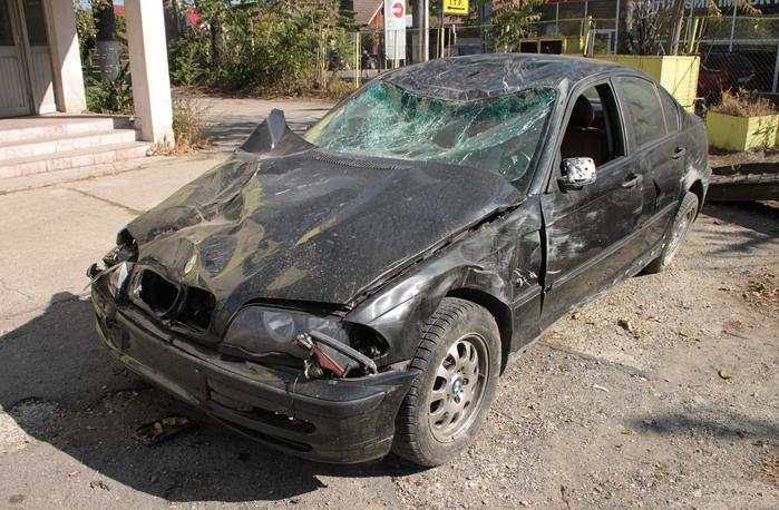 Top 15 dos motivos de acidentes de viação