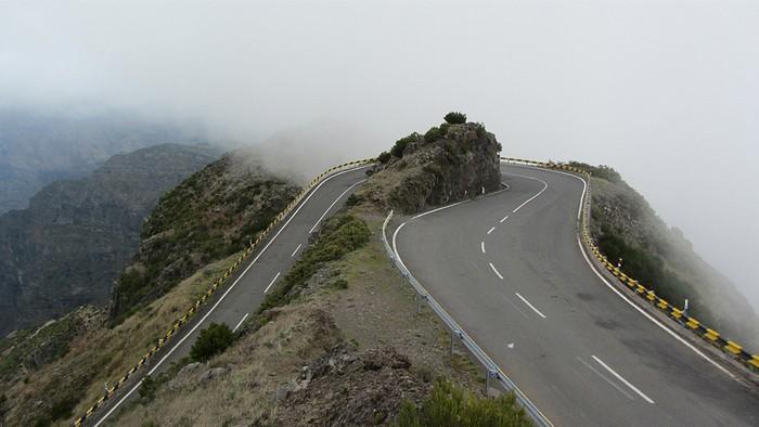 Conduzir na Madeira