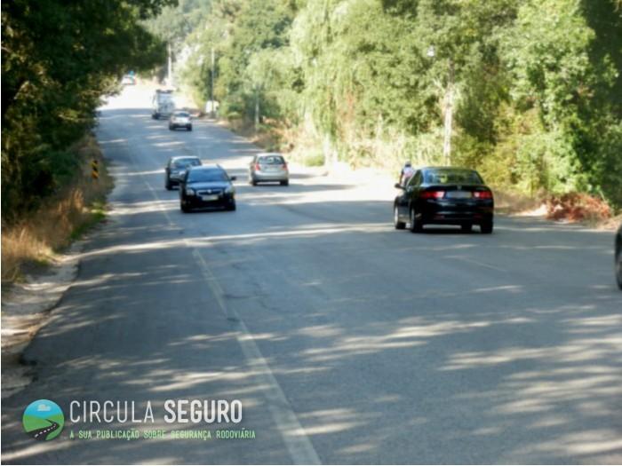 A realidade das estradas nacionais portuguesas
