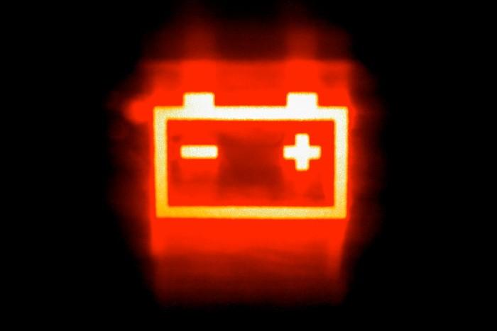 Quando ficamos sem bateria no automóvel