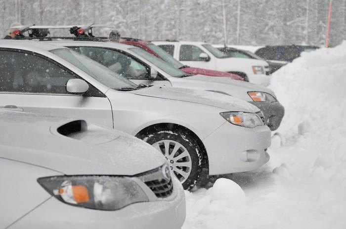 Conselhos de segurança para a condução no inverno