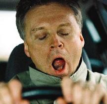 Conduzir com cansaço