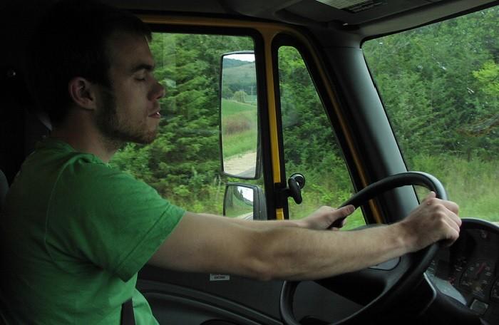 Relembrar o básico para uma condução segura (4): Sono