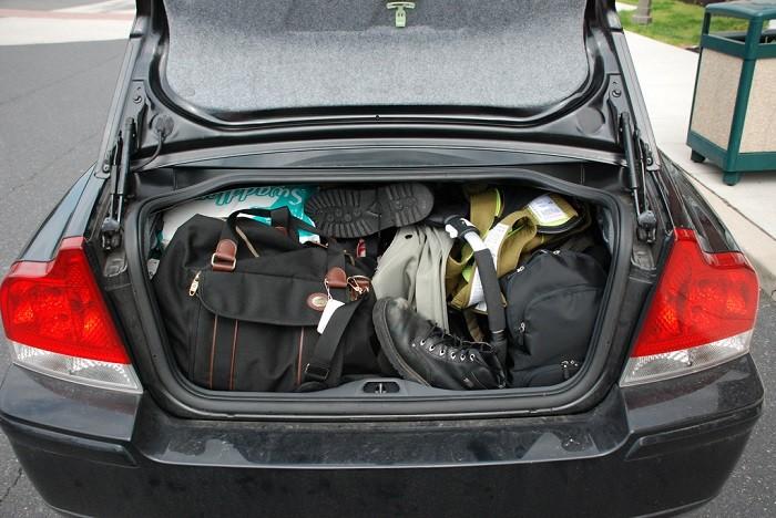 O que levar na bagageira (3): Outros itens