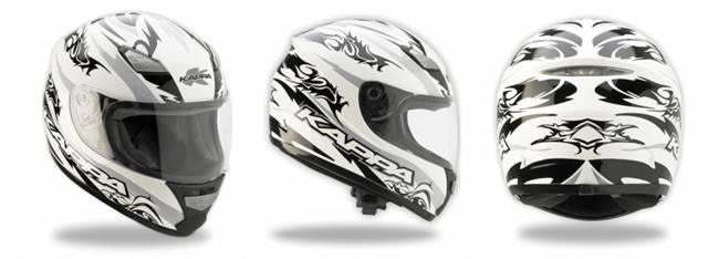 O que é o capacete?