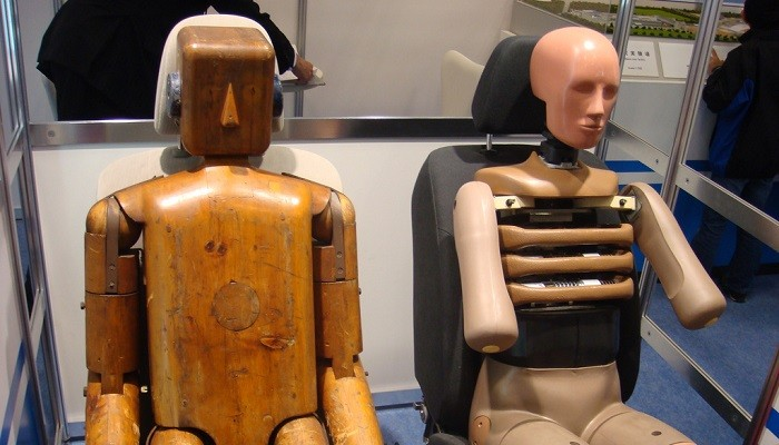 Dummies para crash tests (5)