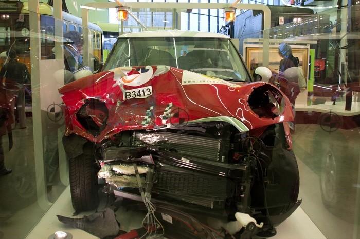 Dummies para crash tests (3)