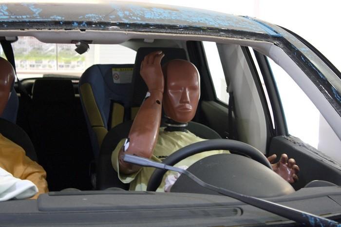 Dummies para crash tests (1)