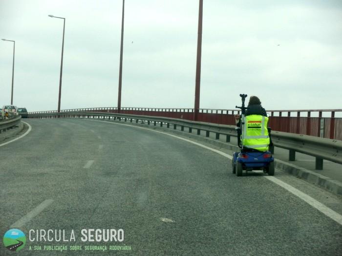 Os veículos nas nossas estradas
