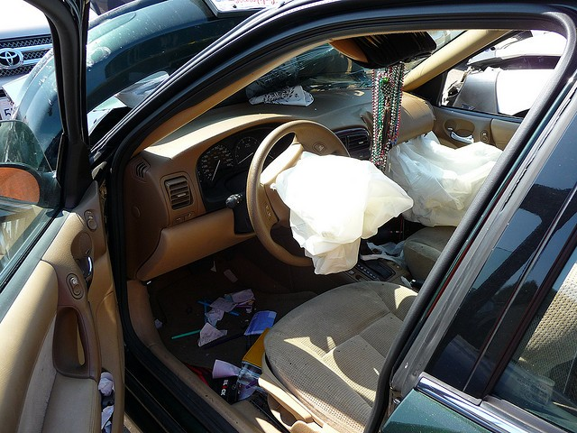 Será o airbag assim tão seguro?