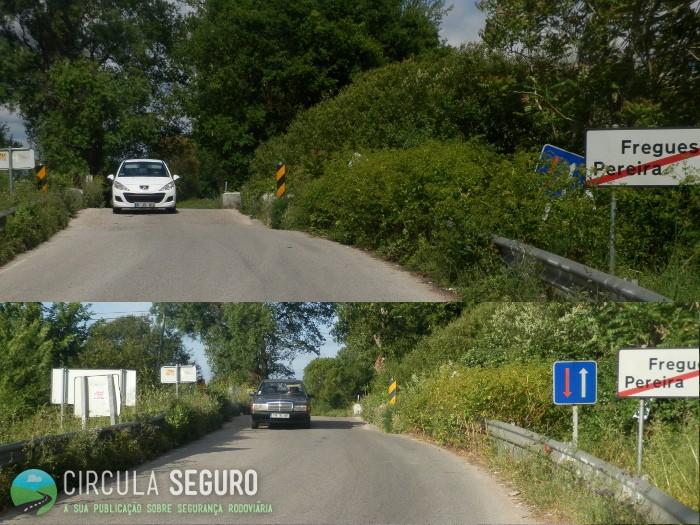 Sinais de trânsito escondidos (2)