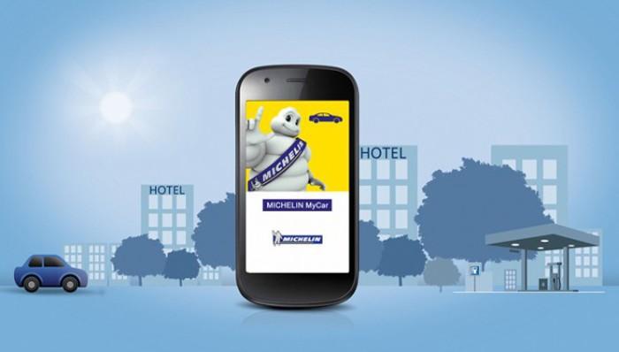 Nova APPS da Michelin para Smartphones
