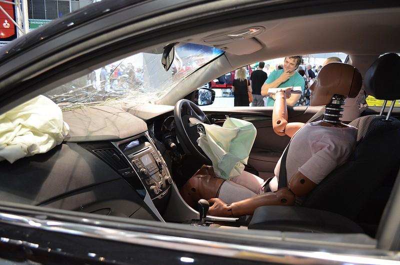 Novas estatísticas de testes de segurança levantam a questão: O que faz os carros serem seguros?