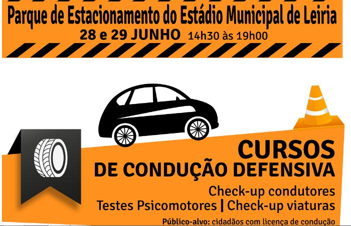 Cursos de condução defensiva