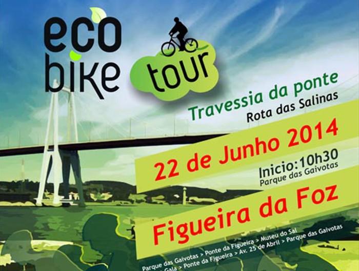 Ecobike Tour na Figueira da Foz 2014