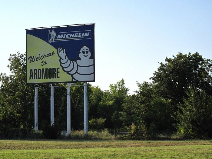michelin welcome