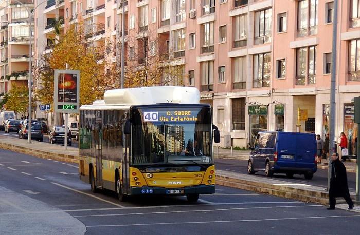 Autocarros escolares no regresso às aulas