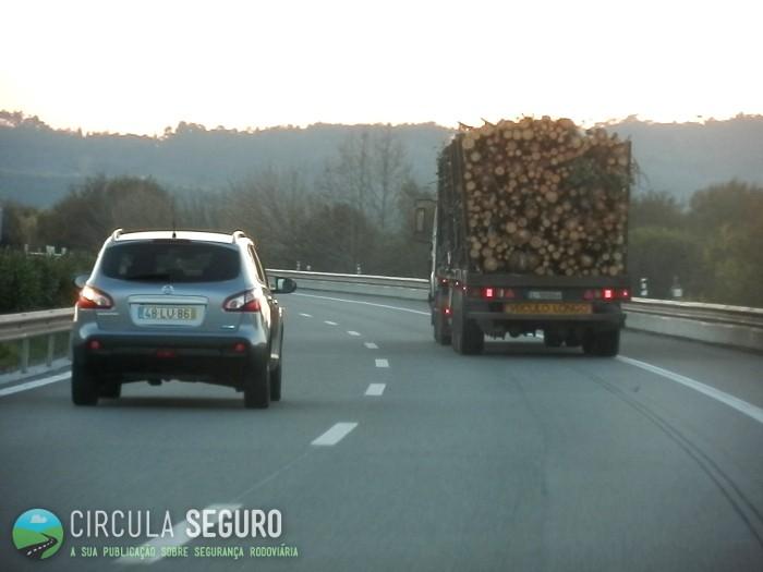 Transporte de mercadorias a granel