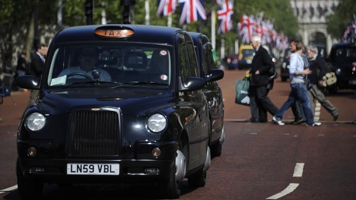 Os Taxistas na segurança rodoviária