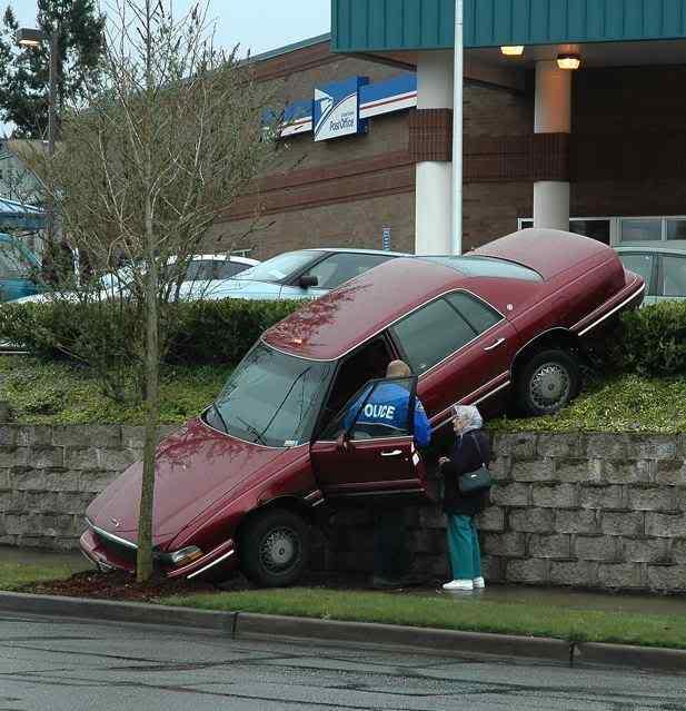 Aumentam acidentes com condutores idosos