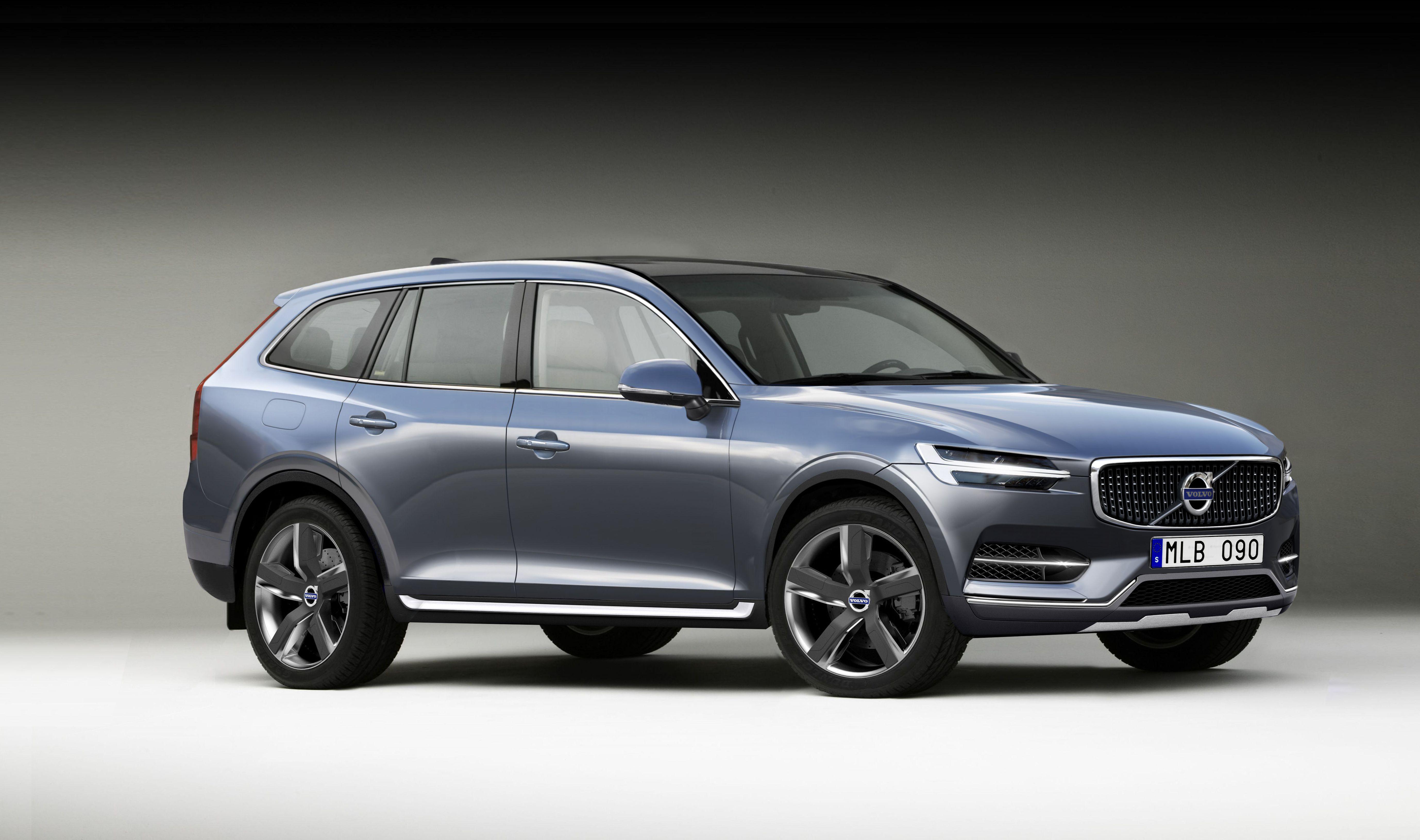 Volvo revela tecnologia para escapar de acidentes