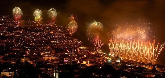 fim do ano Madeira