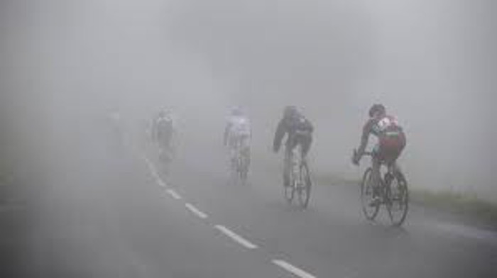 O nevoeiro na segurança rodoviária