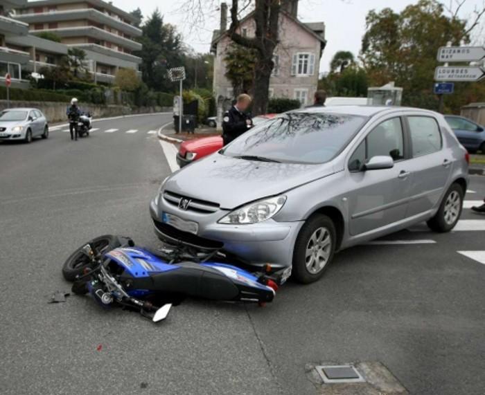 Consequências emocionais de um acidente rodoviário
