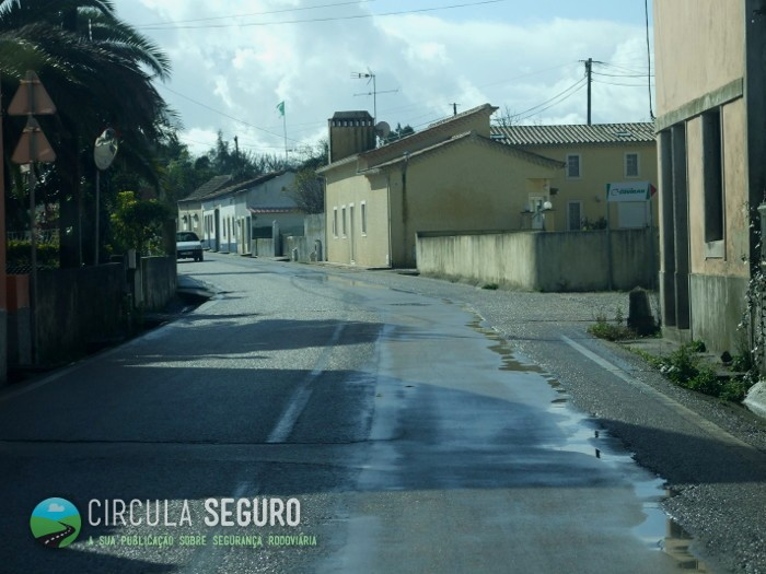 O perigo do atravessamento de localidades
