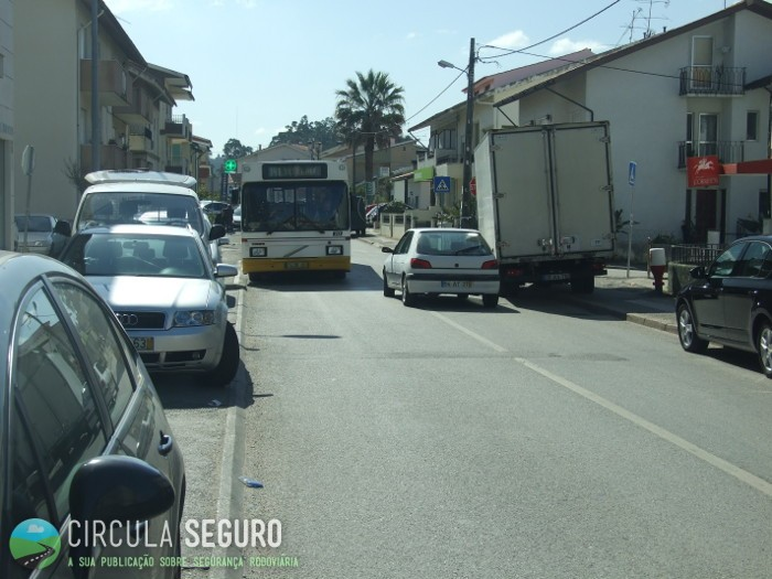 As dificuldades que ocorrem na gestão do trânsito
