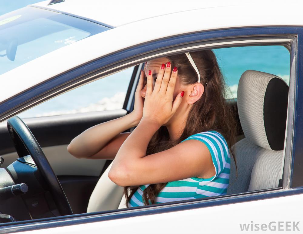 Medo de conduzir?  Saiba como vencer esse desafio