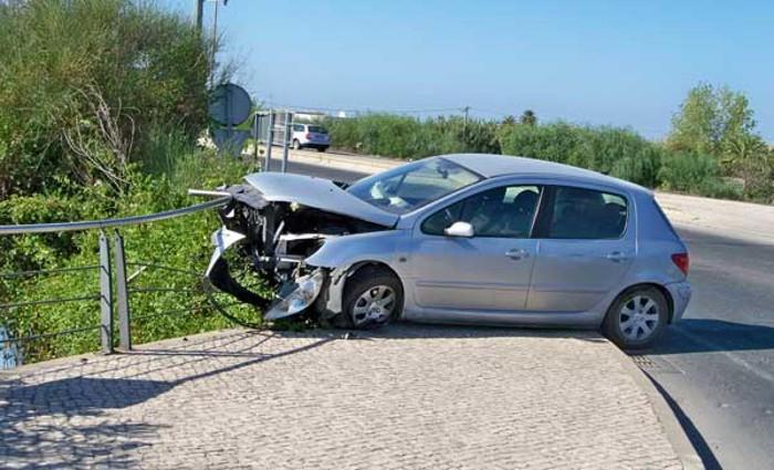 Sinistralidade rodoviária nos primeiros seis meses de 2015