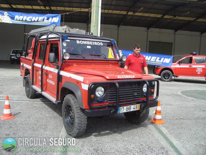 Na estrada com os bombeiros numa corrida vertiginosa (1)