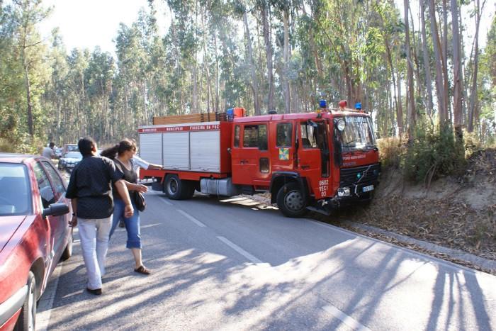 Na estrada com os bombeiros numa corrida vertiginosa (2)