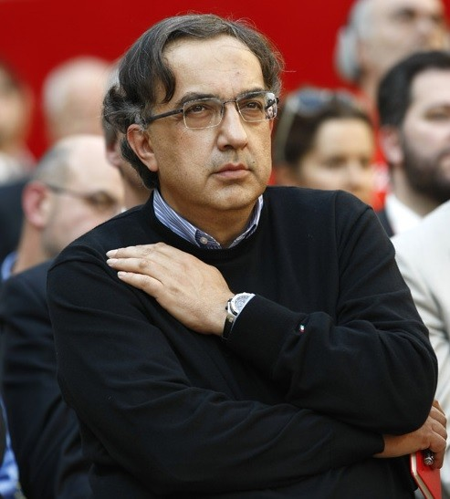 FCA CEO