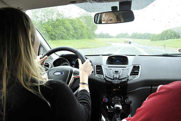 Escolas de condução – Gravação do exame prático