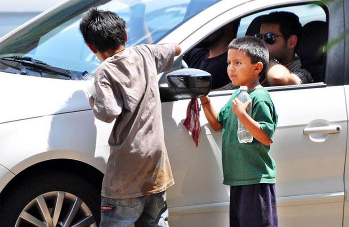 Estarão todas as crianças preparadas para circular na rua?
