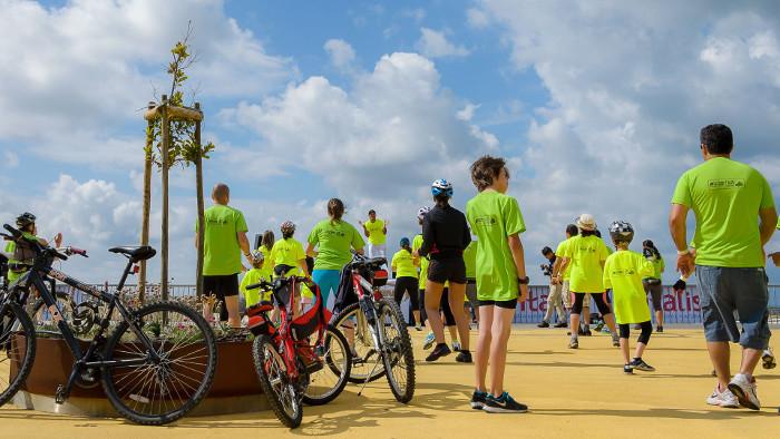 Eco Bike Tour da Figueira da Foz leva-te a pedalar em família