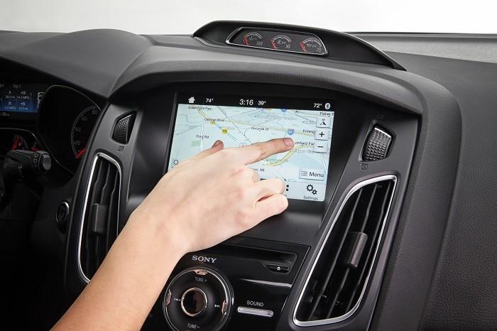 SYNC3 irá comunicar com Auto Android e Apple CarPlay