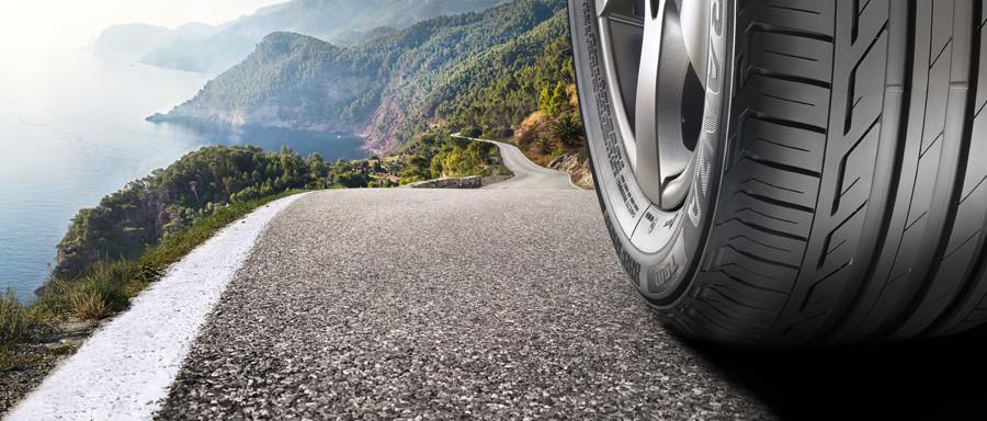 A importância do piso do pneu