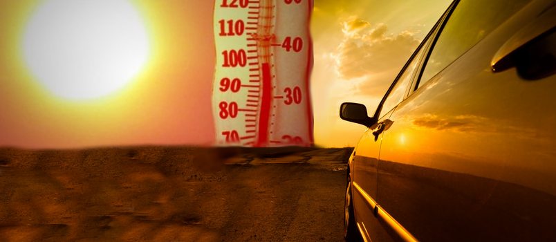 Cinco passos para ter a carroçaria preparada para o Verão