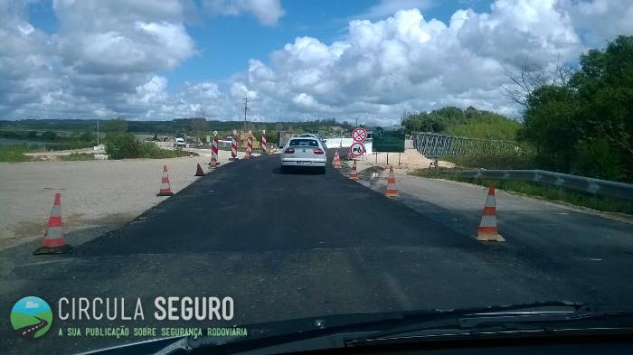 Que perigos ocorrem quando as estradas nacionais são repavimentadas?