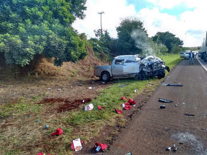 Destroços na via após sinistro rodoviário. Quem limpa?