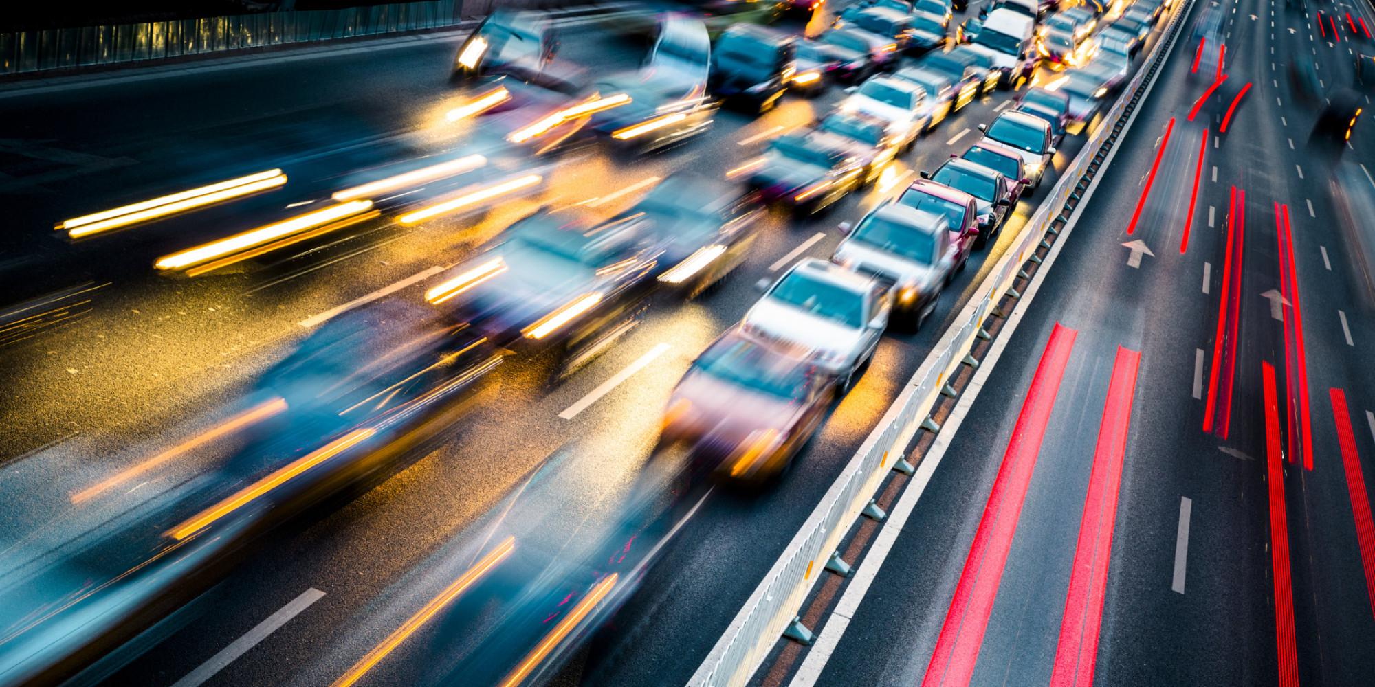 Os erros mais comuns ao viajar de carro